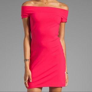 Susana Monaco off Shoulder dress SZ XS